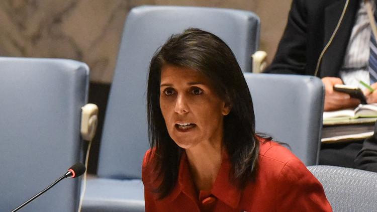 واشنطن في مجلس الأمن: مستعدون لاستخدام القوة العسكرية ضد كوريا الشمالية