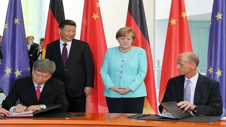 صفقة ضخمة بين الصين و