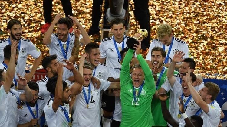 تصنيف الفيفا.. ألمانيا بطلة القارات تنتزع الصدارة من البرازيل
