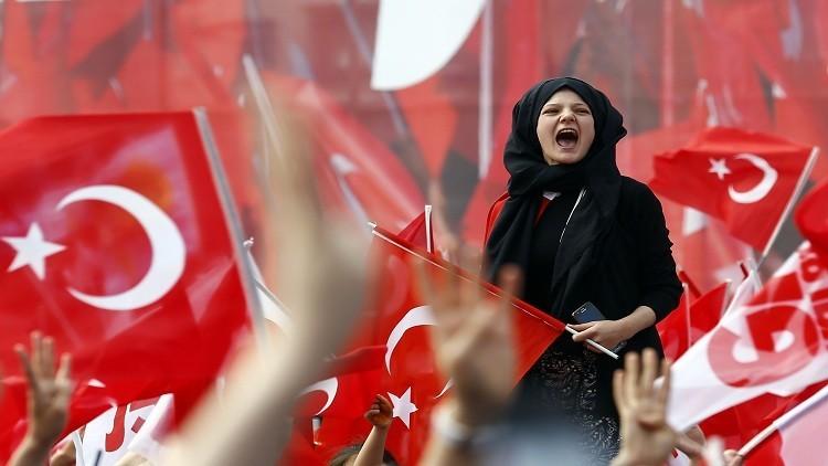 تركيا ترفض تجميد مفاوضات انضمامها إلى الاتحاد الأوروبي