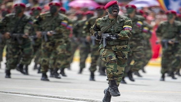 وثائق عسكرية تؤكد اعتقال 123 عسكريا فنزويليا منذ بدء الاحتجاجات