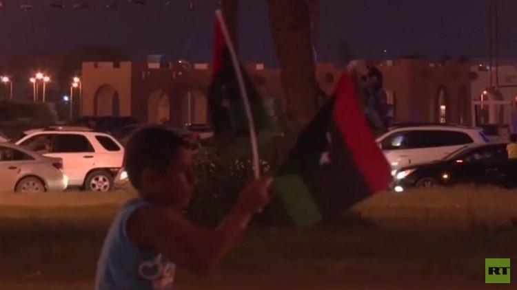 وفاة سيدة وطفل وإصابة 8 جراء الاحتفالات بتحرير بنغازي