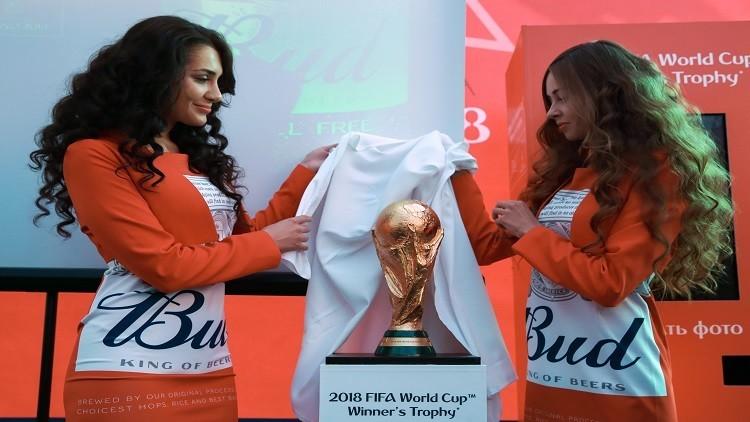 """كأس العالم لأول مرة يزور"""" 50 بلدا"""" قبل مونديال 2018"""