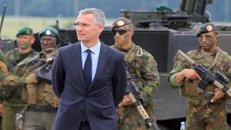 ستولتنبرغ يزور أوكرانيا على رأس مجلس الناتو