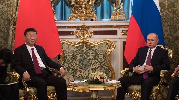 علامَ اتفق بوتين وجين بينغ؟
