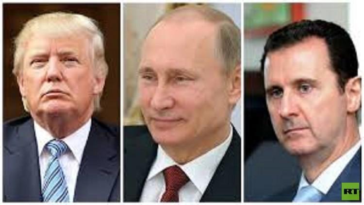 واشنطن توافق على بقاء الأسد ورحيل