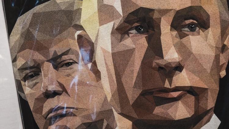 أول قمة للرئيسين بوتين وترامب