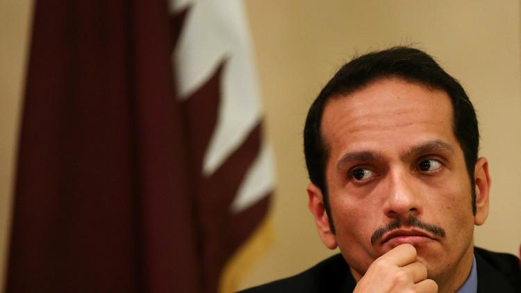 وزير الخارجية القطري: منزعجون منا لأننا دولة صغيرة تفعل الكثير!