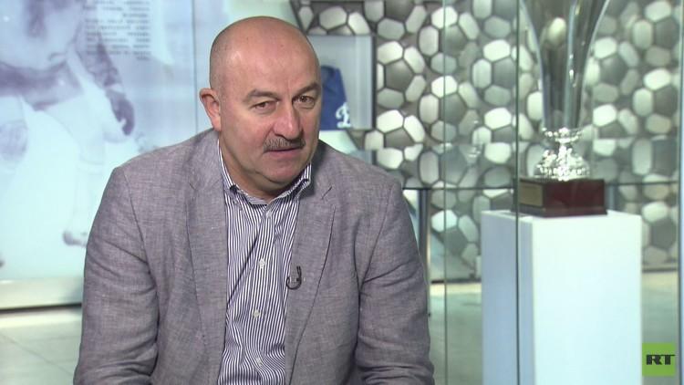 تشيرتشيسوف لـRT: المنتخب الروسي اكتسب الكثير من الخبرة خلال كأس القارات