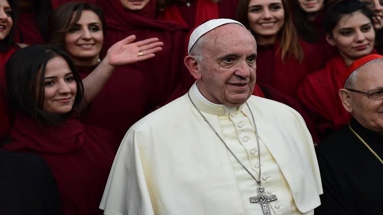 البابا يحدد الأولويات للمشاركين بقمة G20