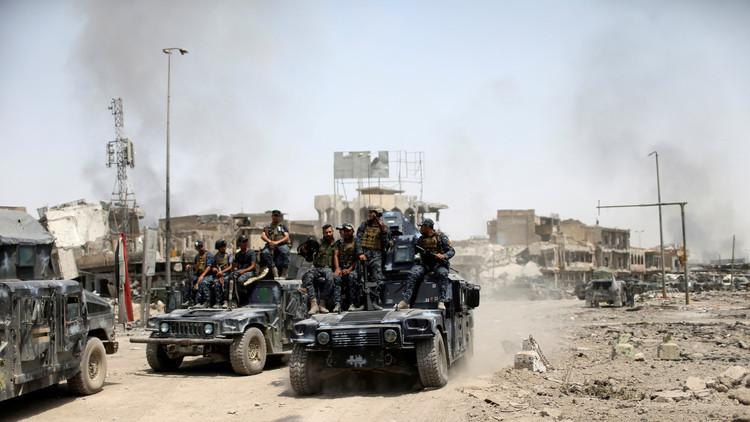 الأمن العراقي يعلن إنهاء 99% من مهامه القتالية في الموصل