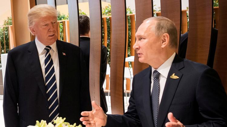 مسؤول روسي يكشف عن أول اختلاف بين بوتين وترامب في قمة العشرين