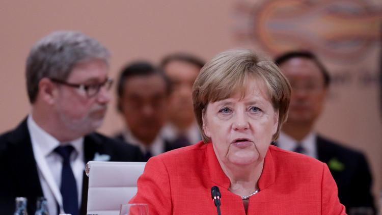 ميركل: G20 اتفقت على أن الإرهاب يشكل تهديدا للجميع