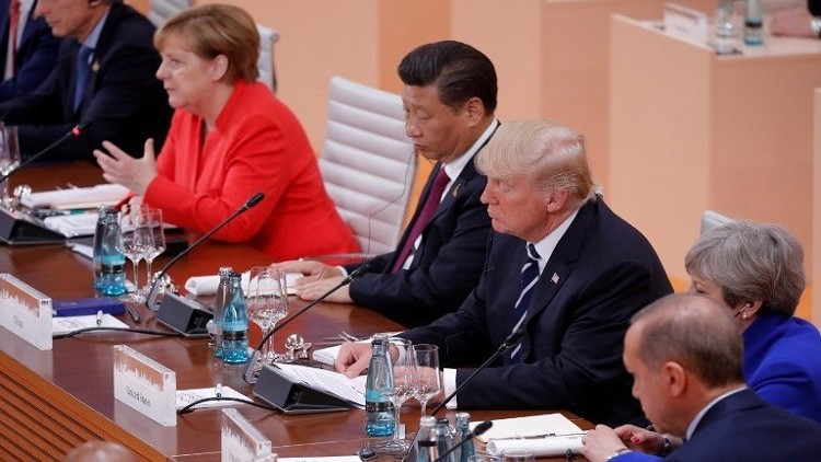 صعوبات تواجه البيان الختامي لمجموعة العشرين