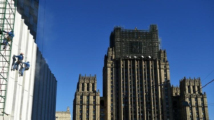 موسكو تدعو للبحث عن طرق جديدة لتسوية المشكلة الكورية
