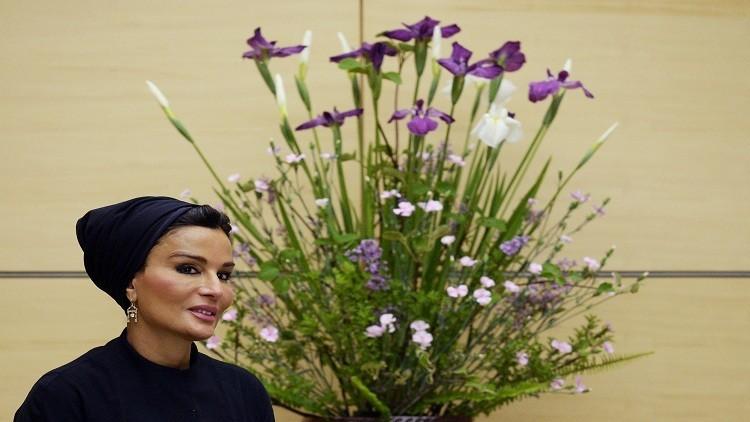 سحب ترشيح الشيخة موزة من جائزة السيدة العربية الأولى للعام الحالي