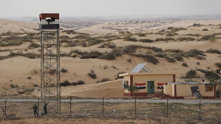 الأمن المصري يقتل إرهابيين 2 على مشارف القاهرة