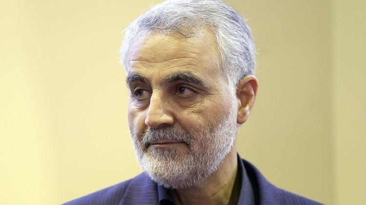 دبلوماسي إيراني: لسليماني دور فريد في الموصل وهو من أفضل الاستراتيجيين في العالم