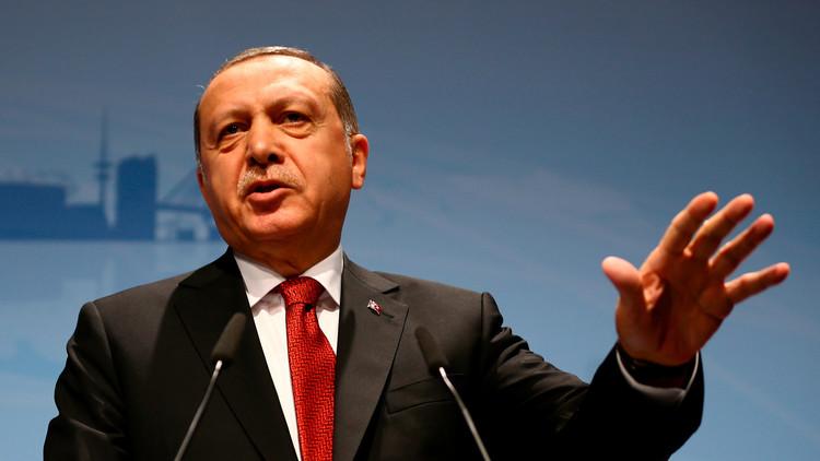 أردوغان: النشطاء الموقوفون حاولوا استكمال الانقلاب