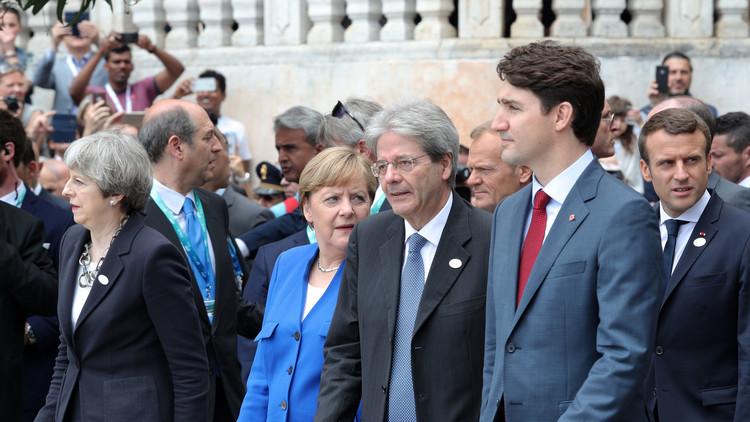 كندا والاتحاد الأوروبي يعلنان بدء اتفاقية التجارة الحرة