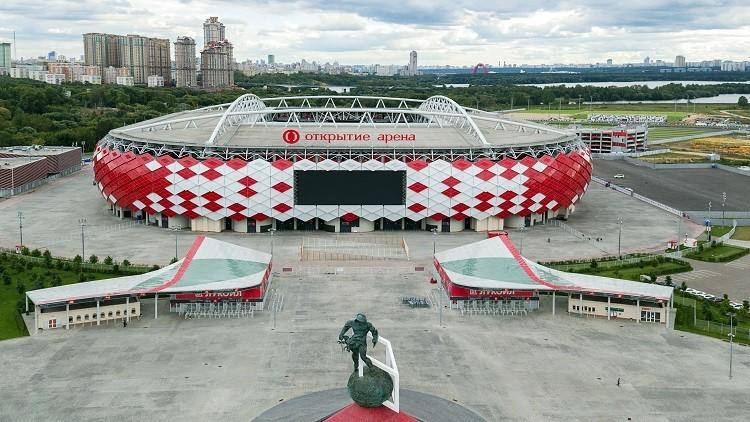 الملاعب الروسية تستقبل الموسم الكروي الجديد بجاهزية تامة