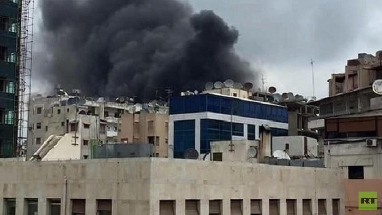 في خرق لنظام تخفيف التوتر في اللاذقية بسوريا.. مقتل شخص بسقوط صاروخ