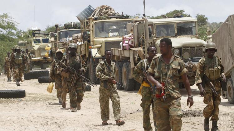 مقتل 18 متشددا في منطقة بلاد بنط بالصومال