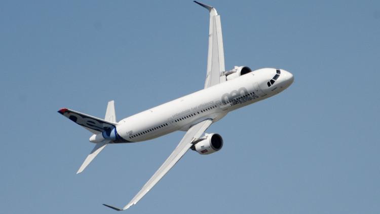 مصدر: طائرة استطلاع للناتو اقتربت بشكل خطر من طائرة ركاب فوق بحر البلطيق