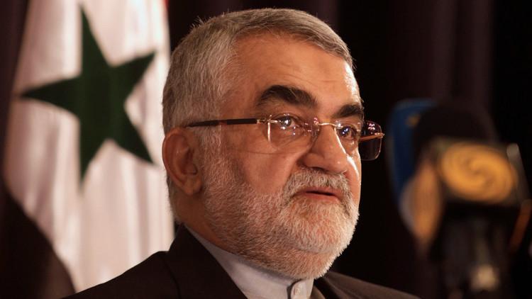 إيران: نحتفظ بحقنا في دعم سوريا حكومة وشعبا