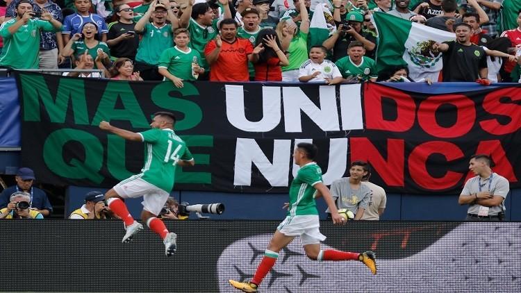 الكأس الذهبية.. المكسيك تستهل حملة الدفاع عن اللقب بنجاح