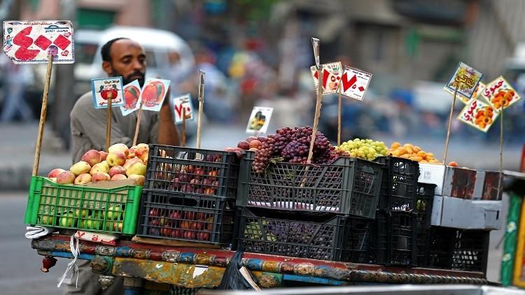 مصر.. التضخم السنوي مستقر عند 29.8%