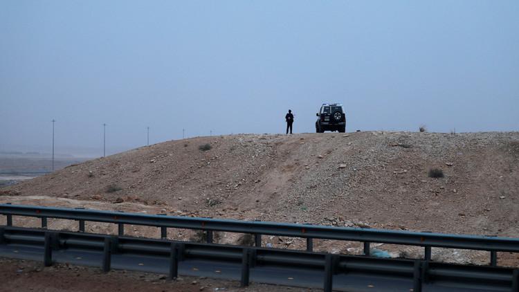 إصابة رجل أمن ومدنيين اثنين في القطيف شرقي السعودية