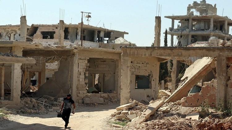 طهران: يجب توسعة اتفاق وقف إطلاق النار ليشمل كل سوريا