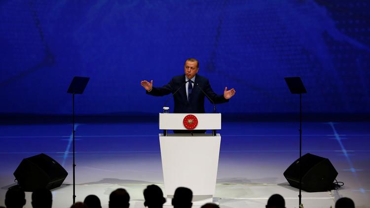 أردوغان: على العراق تجنب استفتاء الأكراد