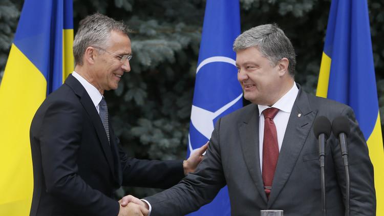 الكرملين يحدد عواقب انضمام أوكرانيا للناتو