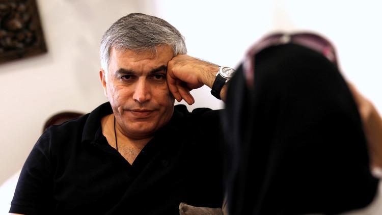 الحبس سنتين للناشط الحقوقي البحريني نبيل رجب