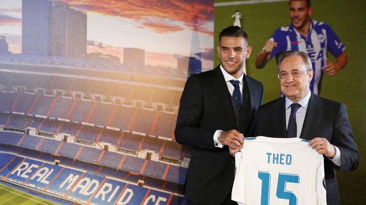 بالفيديو.. ريال مدريد يقدم لاعبه الجديد هيرنانديز