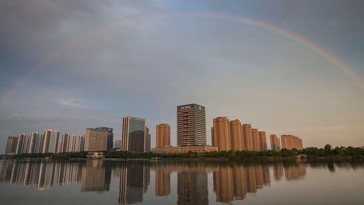 أكبر صفقة عقارية في تاريخ الصين