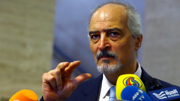 الجعفري: ملف محاربة الإرهاب أولوية الأولويات لوفد الحكومة إلى جنيف