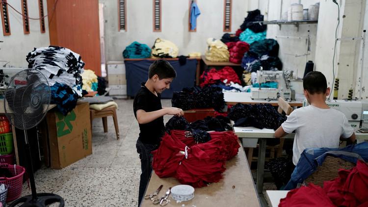 نتائج صادمة لدراسة حول أوضاع العمال السوريين في تركيا