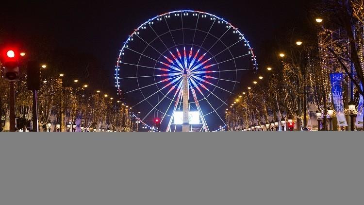 نشر 11 ألف شرطي في باريس خلال العيد الوطني