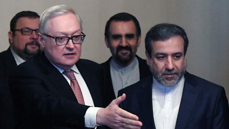 موسكو وطهران تؤكدان أهمية التزام كافة الأطراف باتفاق إيران النووي