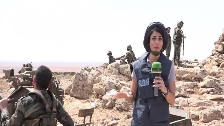 تواصل الاشتباكات في غوطة دمشق الشرقية