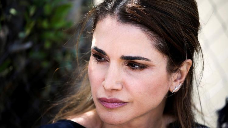 الملكة رانيا: الأردن كله غاضب