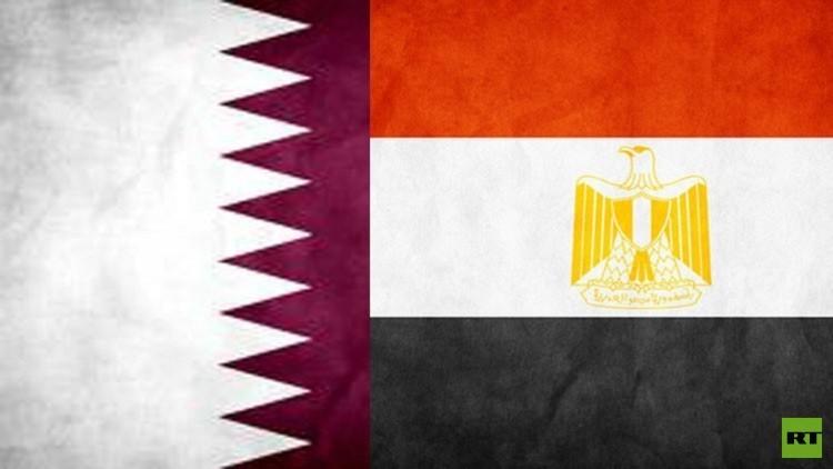 مصر تدعو لطرد قطر من التحالف الدولي ضد