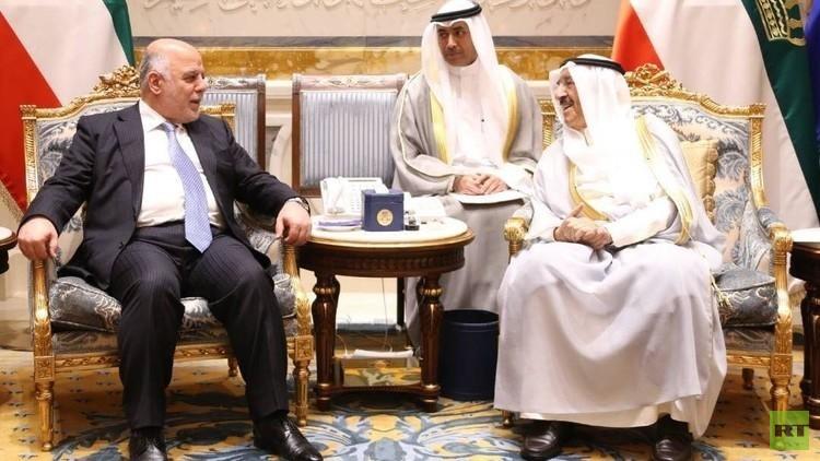 الكويت تبدي استعدادها لاستضافة مؤتمر إعادة  إعمار العراق