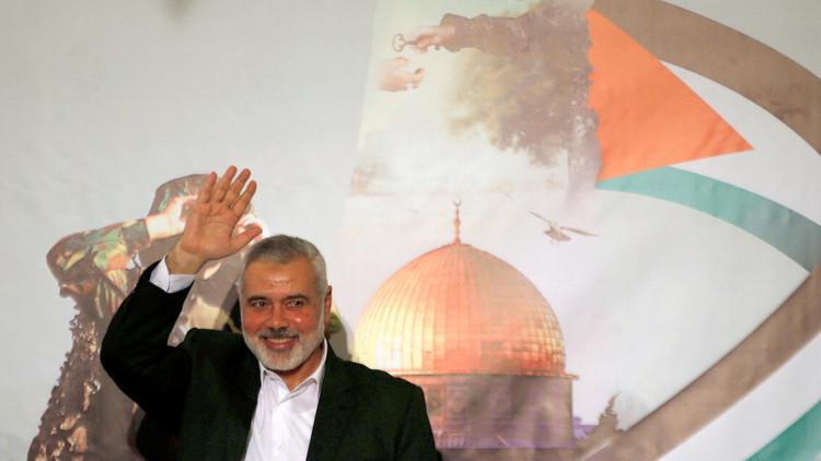 هنية يؤكد استعداد حماس لإنهاء الانقسام ويحدد الشروط