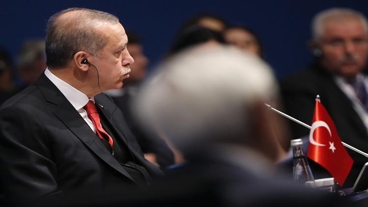أردوغان: سنتنفس الصعداء إذا رفض الاتحاد الأوروبي انضمامنا