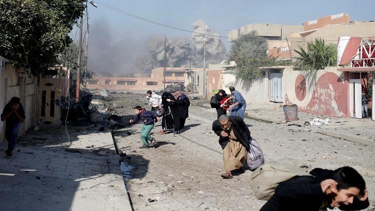 التحالف الدولي والجيش العراقي يردان على اتهامات