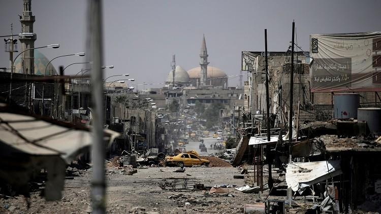 أبناء الموصل يتهمون التحالف الدولي باستخدام القوة المفرطة